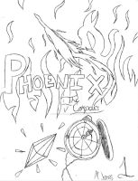Phoenix cover 1 by Zexion-Tamer