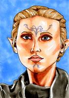 Lavellan by SignCherie