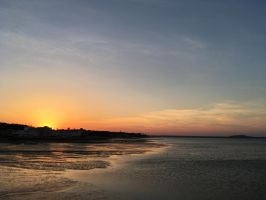 Plymouth Sunset by Sagehills