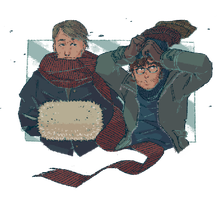 chilly boys by Mono--Owl