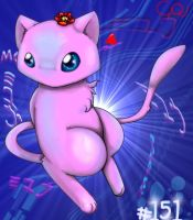151 mew by Pand-ASS
