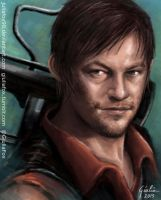 Daryl Dixon by JuliaFox90