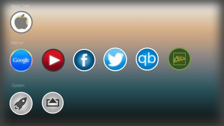10 Icon Simple Style (PNG/ICNS) by zosozep00