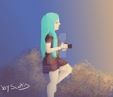 Color challenge thing by Scotis