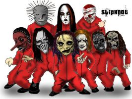 Slipknot by Metabolicx7