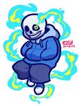 TRUE SANS by Cubesona