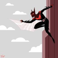 Ultimate Spider-Bat Beyond by dryponder