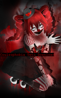 Coulrophobia Teto v.2 by ReggieAndCheese