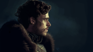 Robb Stark by OctopusTimelord