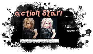 Action_Star by Bublla