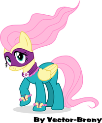 Saddle Rager (aka Fluttershy) by Vector-Brony
