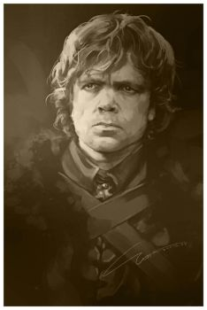 160522 Tyrion Lannister by Navadel
