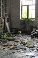 Industrial decay Stock 096 by Malleni-Stock