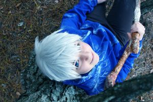 Jack Frost - Half-Moon by TheLeapofFaith