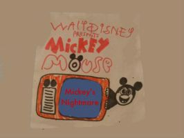 Mickey Mouse Short 3 Thumbnail by TrainboysArtwork