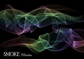 20 Smoke PS Brushes abr. Vol.8 by fhfgdjjkhjkj