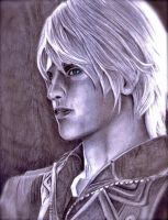 Nero - Devil May Cry 4 by happylilsquirrel