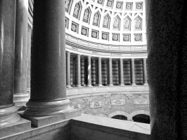 Hall of Liberation by UdoChristmann