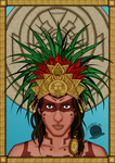 Aztec by Blackmoonrose13