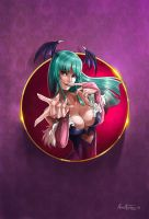 Morrigan by M4Rl0