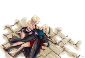Fairy Tail: Lucy's death by LissaAller