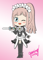 Fire Emblem Fates *Felicia* by gaming123456