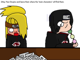 100 Ways to Annoy Akatsuki 2 of 100 by CongotehJackal