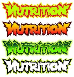 NUTRITION LOGOS by gojera