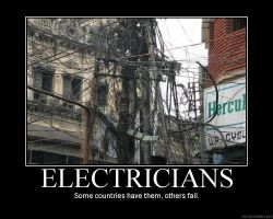 Electricians by AngryFlashlight