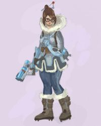 mei by lemon5ky