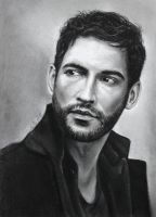 Lucifer Morningstar - Tom Ellis by TomsGG