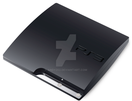 Vector PS3 Slim by Andy202