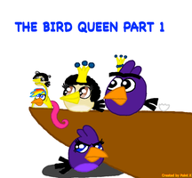RBT S4 Ep. 4 The Bird Queen Part 1 Title Card by Mario1998