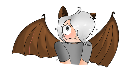 Smol bat (892f26) by CosmicZaz