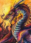 ACEO Skyrah by Amadoodles