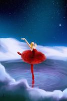 Ballet sur nuage by 0Alex0Art0