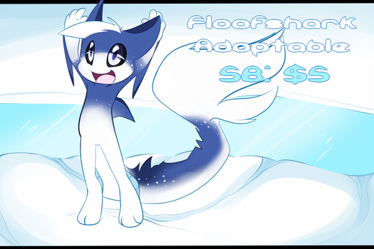 **closed** Winter Blue by Void-Shark