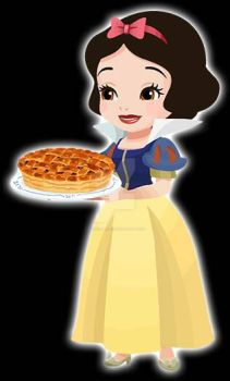 Snow White made Apple Pie by SirSkullReed