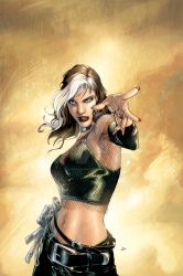 Rogue number 1 Unused Cover by guisadong-gulay