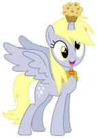 MLP: Derpy the Muffin Princess by FloppyChiptunes