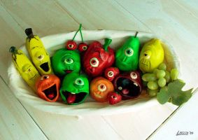 Spaceveggies family photo by Holly-Toadstool
