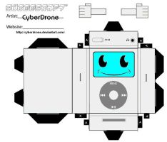 Cubee - iPod by CyberDrone