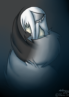 sad Elana cat by Elana-01