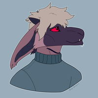 Sweater Weather by Skull-Beast