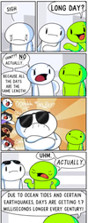 A Talk With TheOdd1sOut by thisextra4sdown