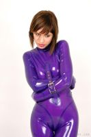 Straitjacket Catsuit by ilovefrenchgirls