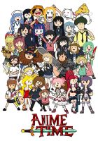 Anime time! by thelimeofdoom
