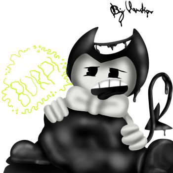 Bendy Vore by BigClaudia
