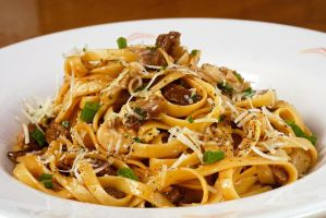 Steakhouse Fettuccine by Markhal