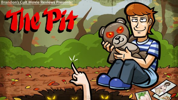 Titlecard: The PIt by hooksnfangs